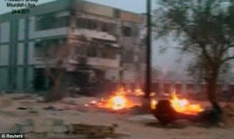 空爆された病院の映像といわれる .jpg